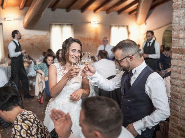 Il matrimonio di Andrea e Cristina a Castellucchio, Mantova 33