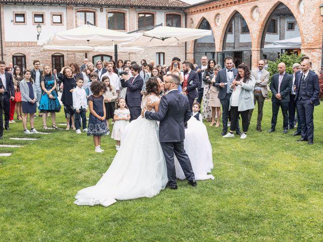 Il matrimonio di Andrea e Cristina a Castellucchio, Mantova 36