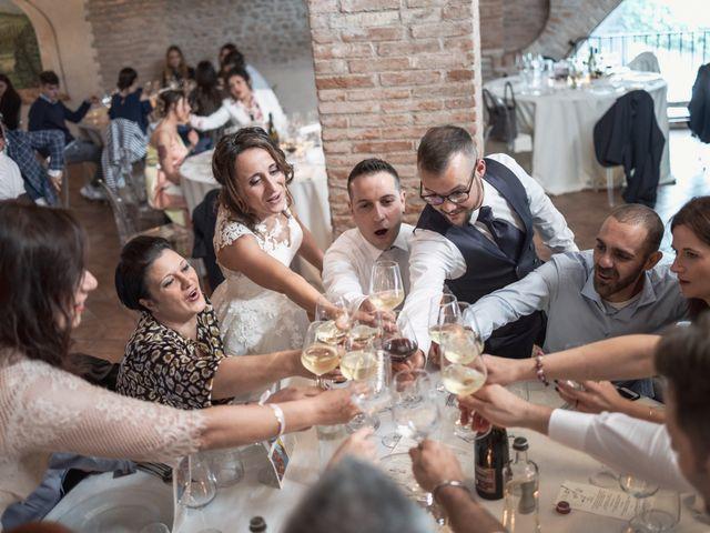 Il matrimonio di Andrea e Cristina a Castellucchio, Mantova 37