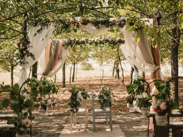 Il matrimonio di Alessandro e Francesca a Lu, Alessandria 15
