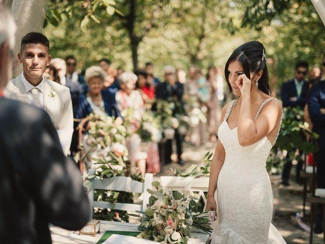Il matrimonio di Alessandro e Francesca a Lu, Alessandria 19
