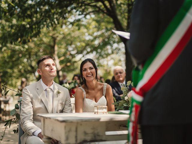 Il matrimonio di Alessandro e Francesca a Lu, Alessandria 22