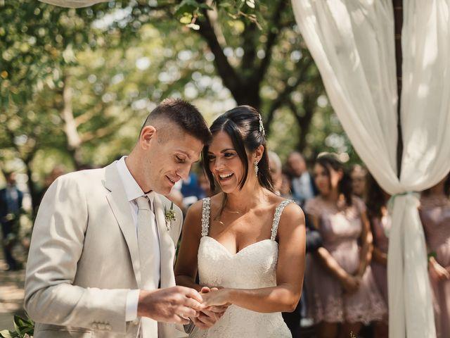 Il matrimonio di Alessandro e Francesca a Lu, Alessandria 24
