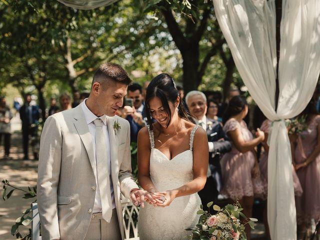 Il matrimonio di Alessandro e Francesca a Lu, Alessandria 25