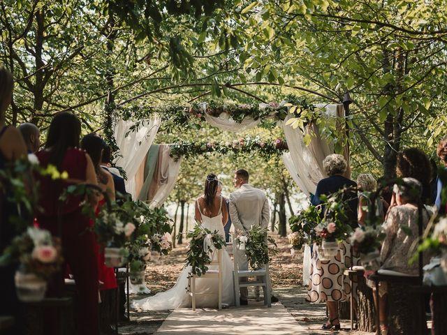 Il matrimonio di Alessandro e Francesca a Lu, Alessandria 28