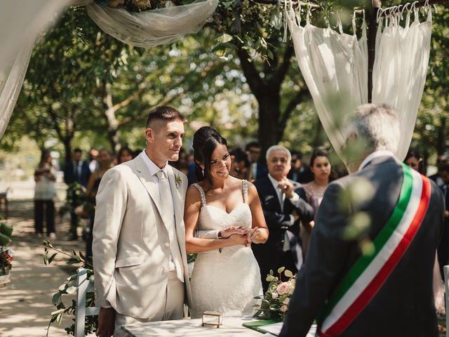 Il matrimonio di Alessandro e Francesca a Lu, Alessandria 29