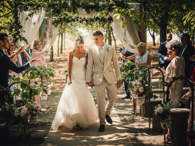 Il matrimonio di Alessandro e Francesca a Lu, Alessandria 30