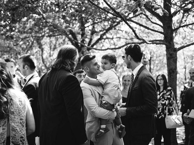 Il matrimonio di Alessandro e Francesca a Lu, Alessandria 33