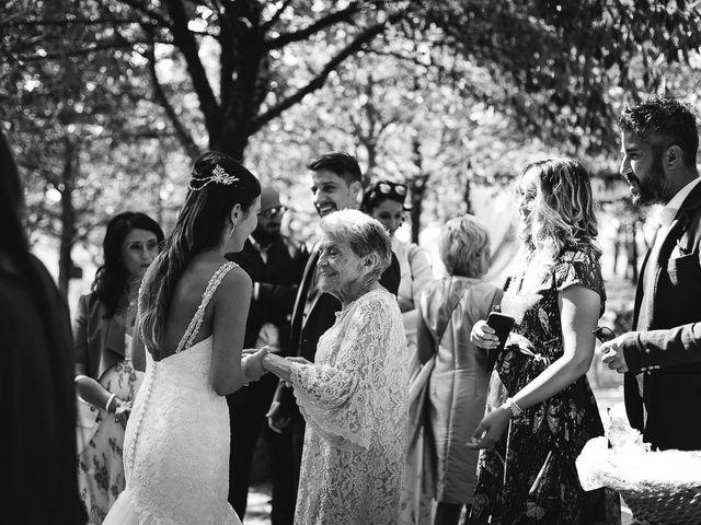 Il matrimonio di Alessandro e Francesca a Lu, Alessandria 35