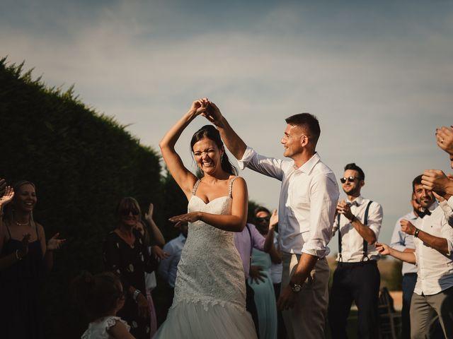 Il matrimonio di Alessandro e Francesca a Lu, Alessandria 67