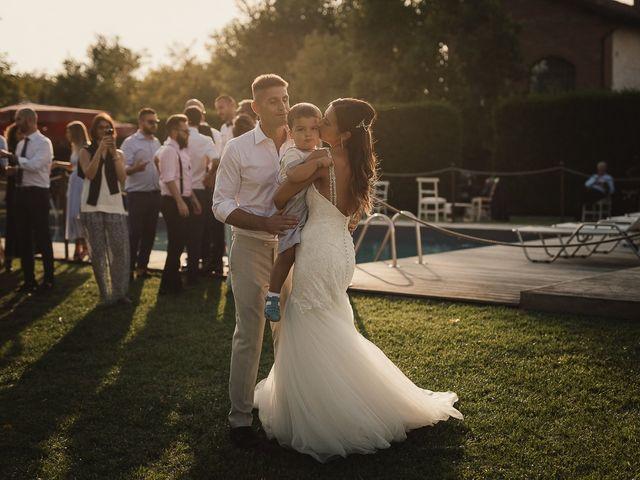 Il matrimonio di Alessandro e Francesca a Lu, Alessandria 72