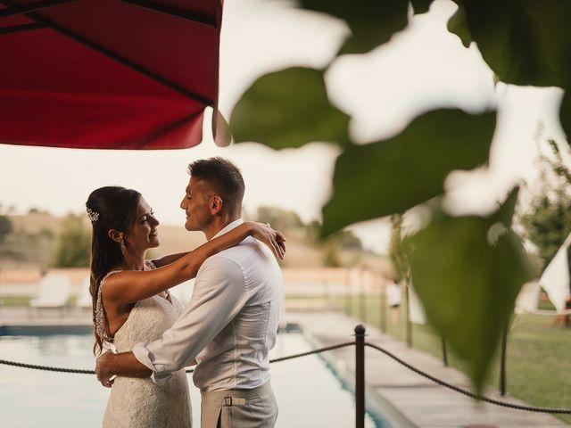 Il matrimonio di Alessandro e Francesca a Lu, Alessandria 77
