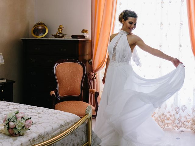 Il matrimonio di Rosario e Enzalù a Caltanissetta, Caltanissetta 10