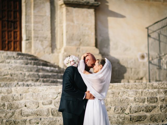 Il matrimonio di Rosario e Enzalù a Caltanissetta, Caltanissetta 17