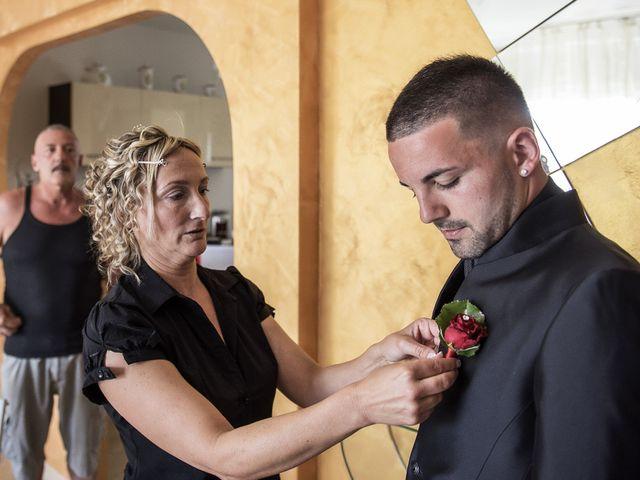 Il matrimonio di Daniele e Elena a Livorno, Livorno 14