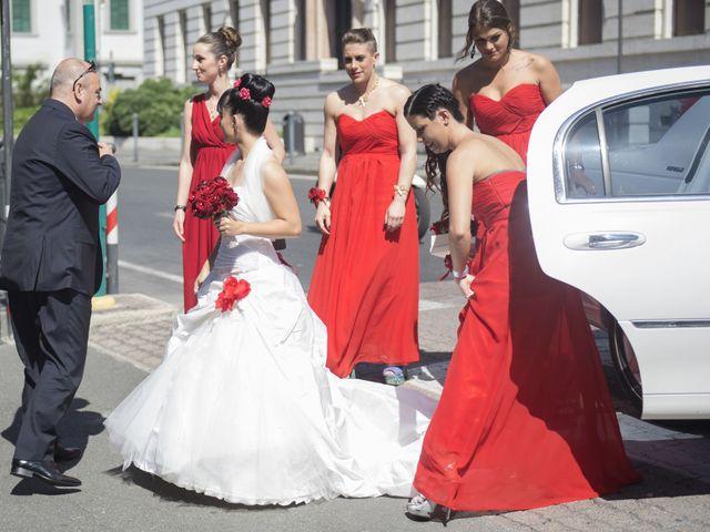 Il matrimonio di Daniele e Elena a Livorno, Livorno 21