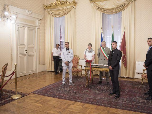 Il matrimonio di Daniele e Elena a Livorno, Livorno 24