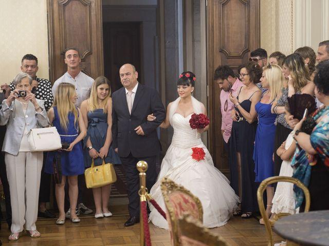Il matrimonio di Daniele e Elena a Livorno, Livorno 25