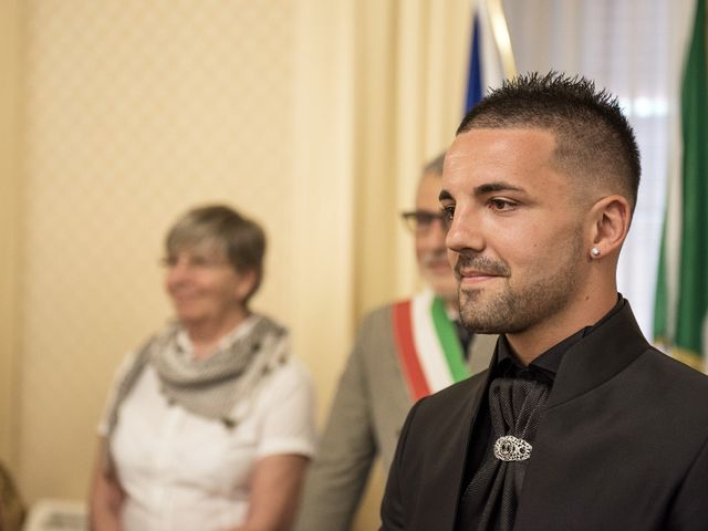 Il matrimonio di Daniele e Elena a Livorno, Livorno 26