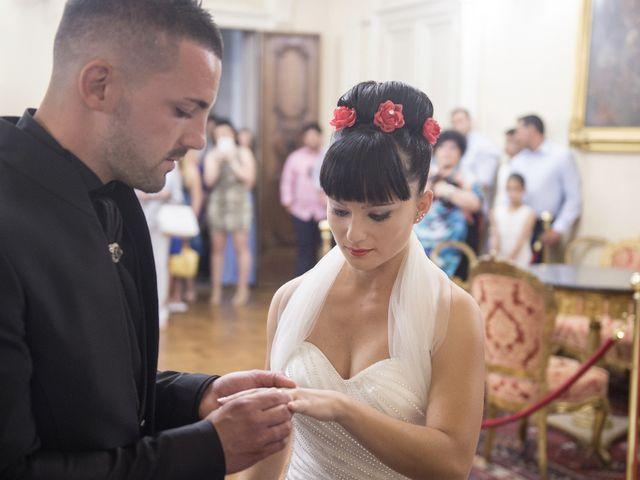 Il matrimonio di Daniele e Elena a Livorno, Livorno 27