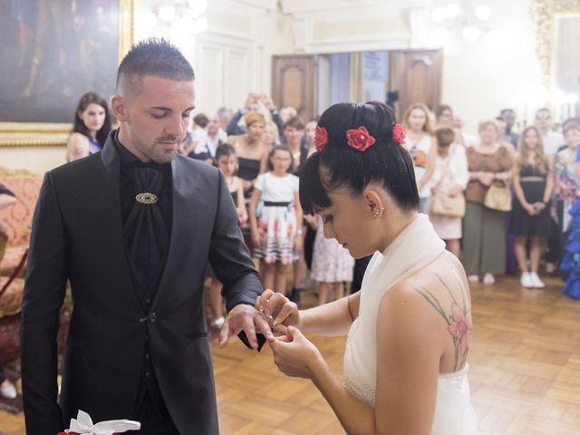 Il matrimonio di Daniele e Elena a Livorno, Livorno 28