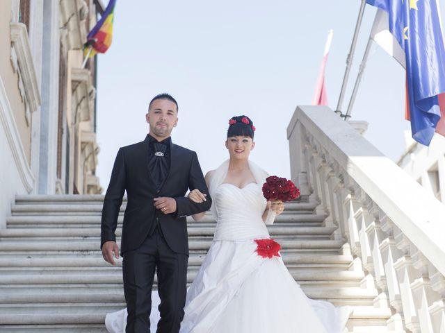 Il matrimonio di Daniele e Elena a Livorno, Livorno 30