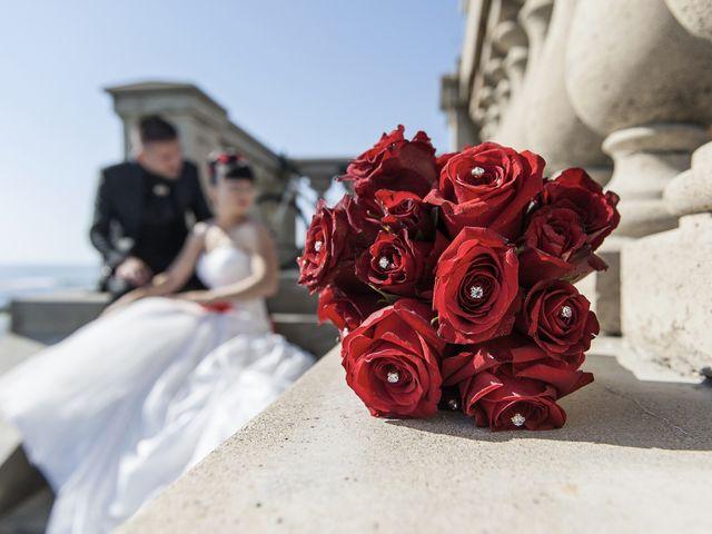 Il matrimonio di Daniele e Elena a Livorno, Livorno 34