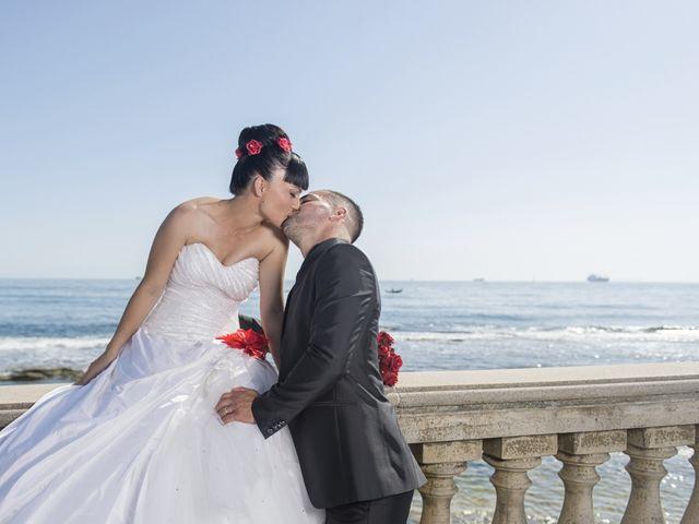 Il matrimonio di Daniele e Elena a Livorno, Livorno 36