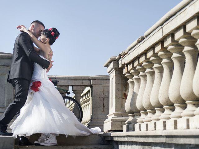 Il matrimonio di Daniele e Elena a Livorno, Livorno 37
