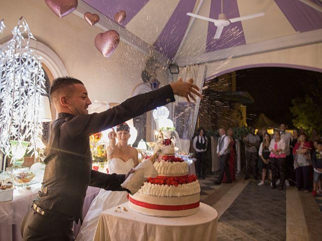 Il matrimonio di Daniele e Elena a Livorno, Livorno 50