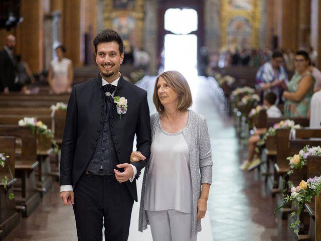 Il matrimonio di Gabriele e Elisa a Pavia, Pavia 6
