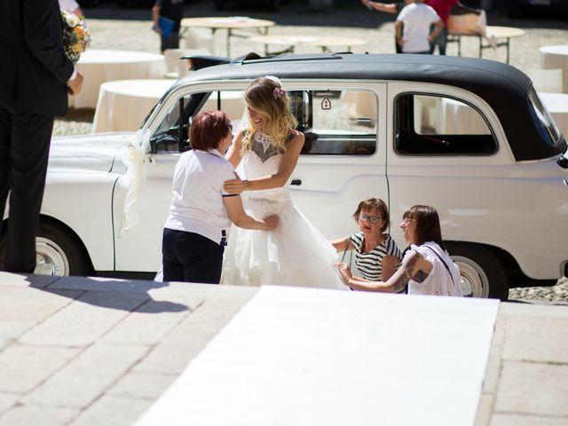 Il matrimonio di Gabriele e Elisa a Pavia, Pavia 8