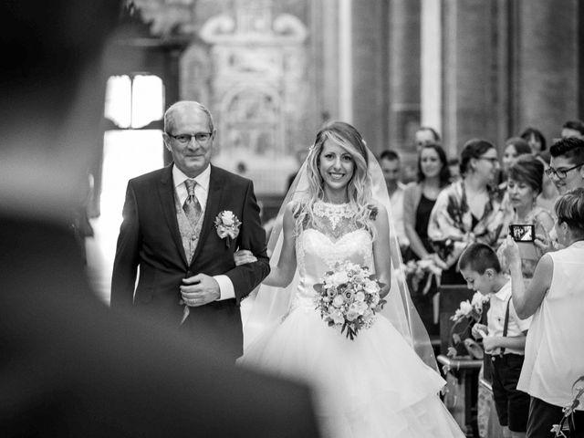 Il matrimonio di Gabriele e Elisa a Pavia, Pavia 10