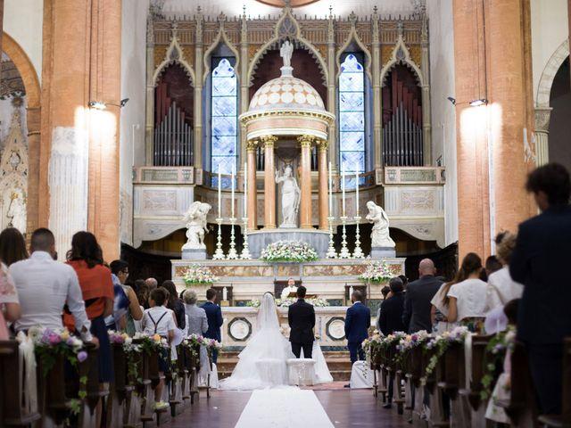 Il matrimonio di Gabriele e Elisa a Pavia, Pavia 12