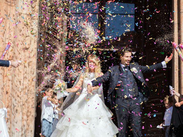 Il matrimonio di Gabriele e Elisa a Pavia, Pavia 14