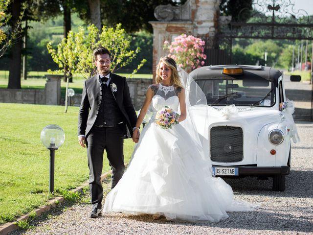 Il matrimonio di Gabriele e Elisa a Pavia, Pavia 16