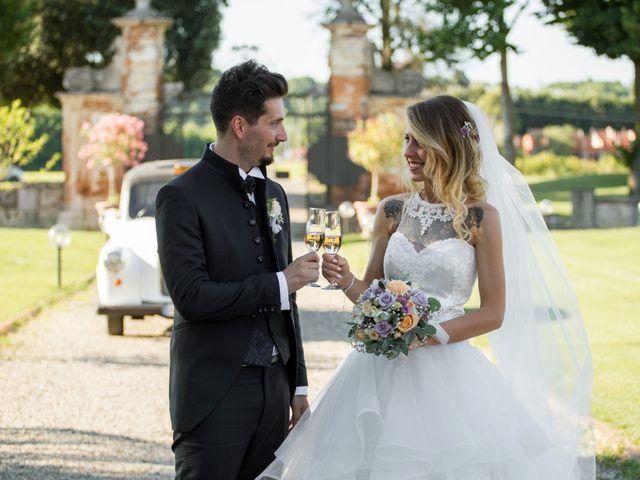 Il matrimonio di Gabriele e Elisa a Pavia, Pavia 17
