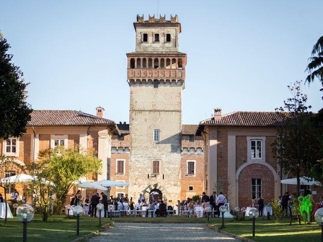 Il matrimonio di Gabriele e Elisa a Pavia, Pavia 20