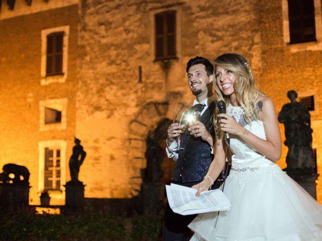 Il matrimonio di Gabriele e Elisa a Pavia, Pavia 27