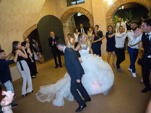 Il matrimonio di Gabriele e Elisa a Pavia, Pavia 32