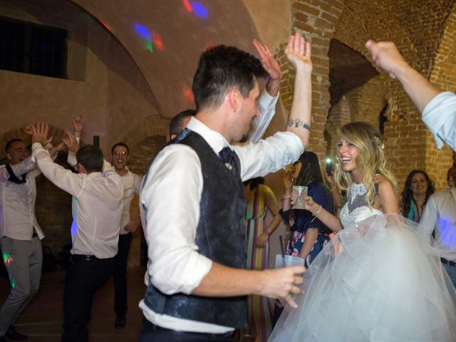 Il matrimonio di Gabriele e Elisa a Pavia, Pavia 34
