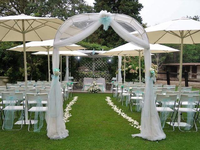Il matrimonio di Andrea e Sara a Galliate, Novara ...