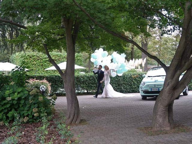 Il matrimonio di Andrea  e Sara a Galliate, Novara 10