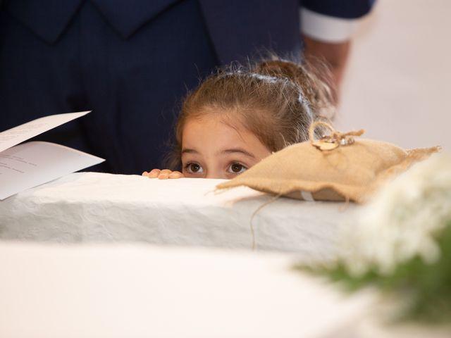 Il matrimonio di Fabio e Alessia a Trino, Vercelli 10