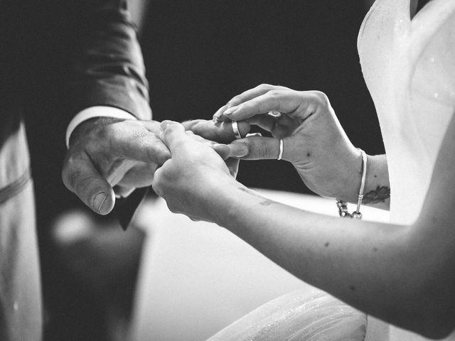 Il matrimonio di Fabio e Alessia a Trino, Vercelli 11