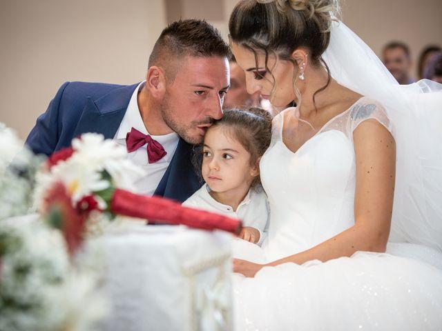 Il matrimonio di Fabio e Alessia a Trino, Vercelli 12