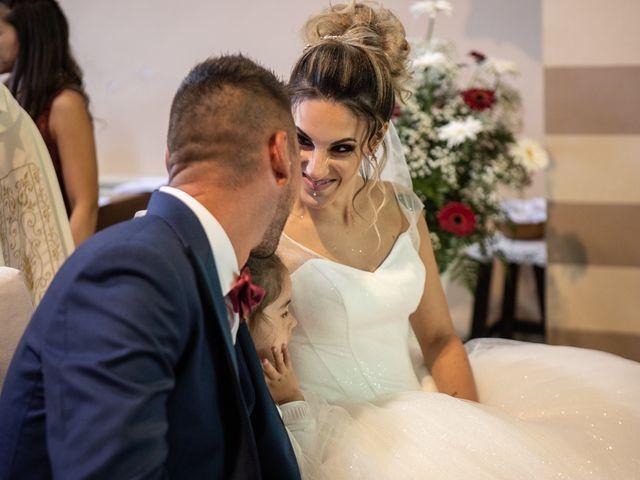 Il matrimonio di Fabio e Alessia a Trino, Vercelli 13