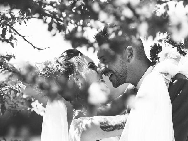Il matrimonio di Fabio e Alessia a Trino, Vercelli 16