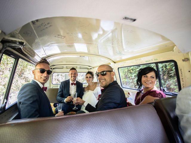 Il matrimonio di Fabio e Alessia a Trino, Vercelli 17
