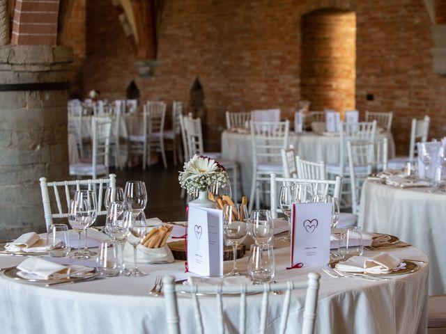 Il matrimonio di Fabio e Alessia a Trino, Vercelli 19